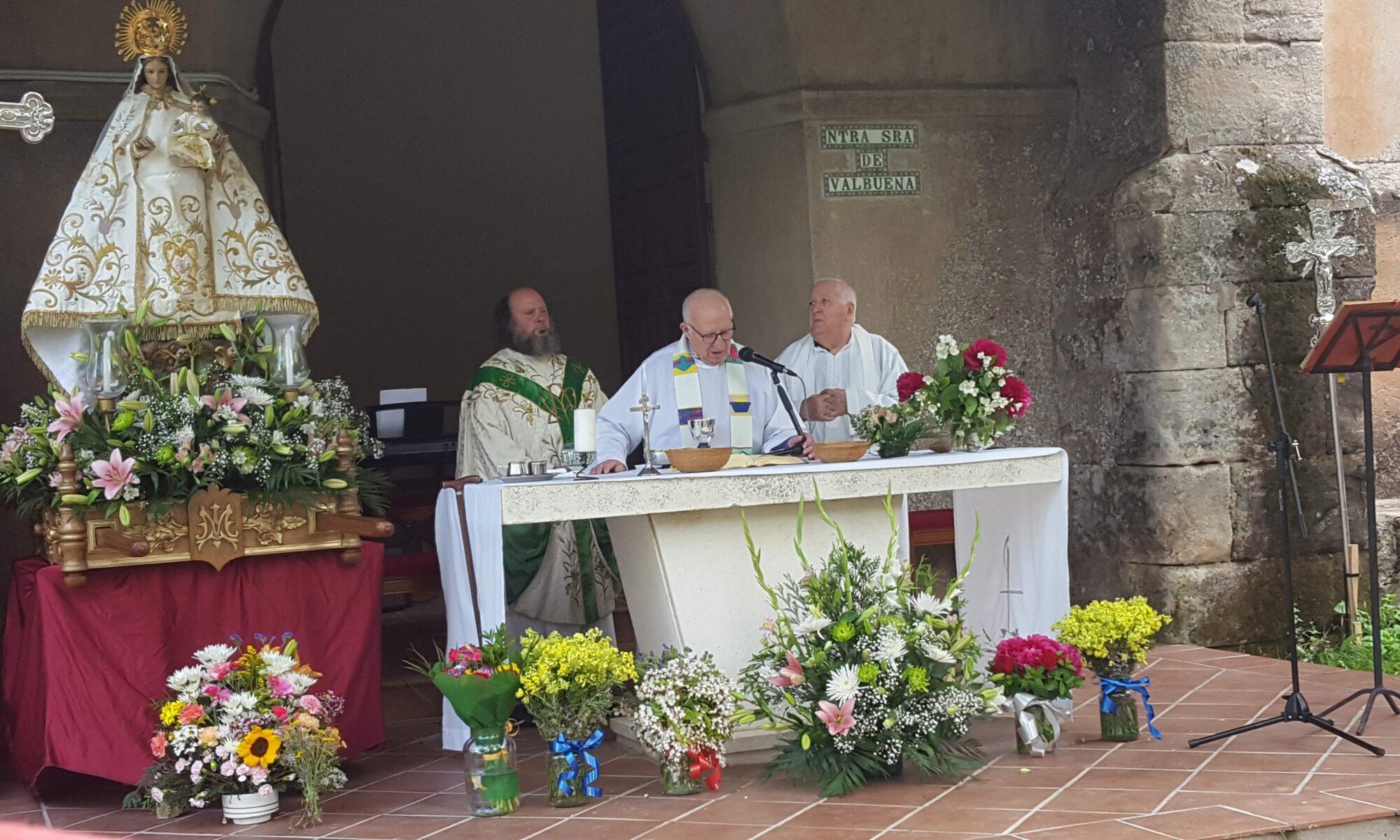 Imagen de Archivo de la Romería de Valbuena