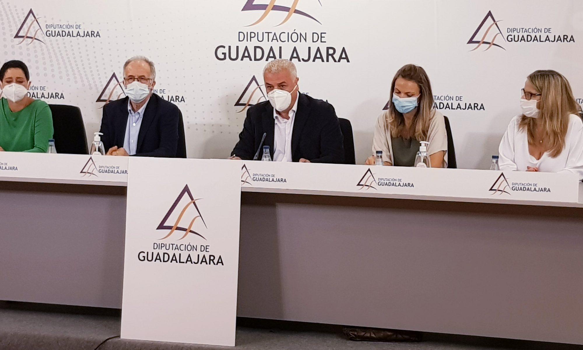 Firma Convenio Diputación-Grupos Acción Local